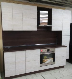 Фото прямой кухни № 75 и цены