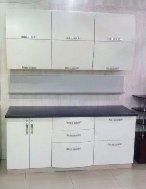 Прямая кухня № 74 на заказ фото и цены