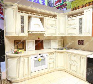 Фото угловой кухню «Классика-1» по выгодной цене