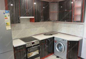 Фото угловой кухню «Стандарт» по выгодной цене