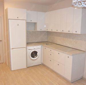 Фото угловой кухню № 5 на заказ по выгодной цене