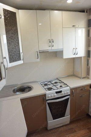 Фото угловой кухню № 11 на заказ по выгодной цене