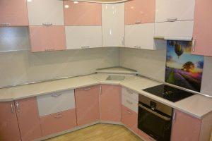 Фото угловой кухню № 14 на заказ по приятной цене
