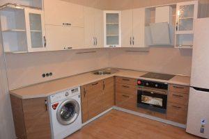 Фото угловой кухню № 23 на заказ по приятной цене